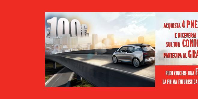 Scopri nuove mete con Bridgestone e First Stop